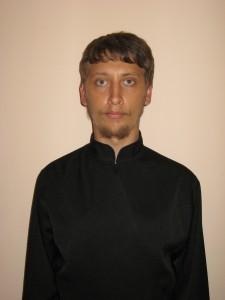 Диакон Алексей Цыкин