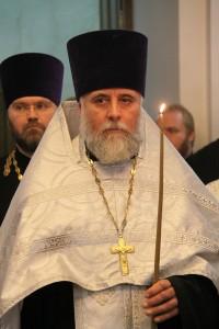 Протоиерей Вадим Дегтярев