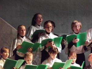Детско-юношеский православный хор «Рождественский» Кафедрального собора Христа Спасителя принял участие в концерте в калининградском Доме Искусств