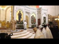 Первосвятительская литургия в Калининграде