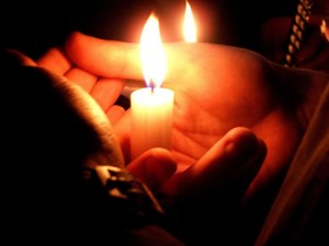 О «сретенской» свече