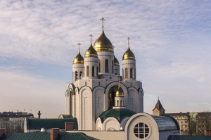 Проводится конкурс фотографий: «Символ православия на калининградской земле»