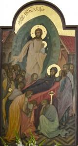 Иконостас Верхнего храма Христа Спасителя