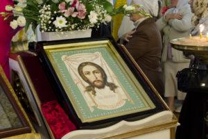 Служба в день памяти Нерукотворного Образа Спасителя