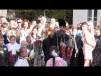 1 сентября в Православной гимназии №1 г. Калининграда