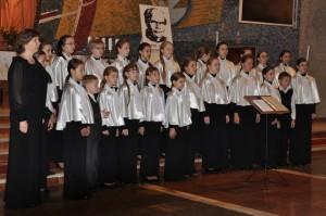 Детско-юношеский хор проводит набор певчих