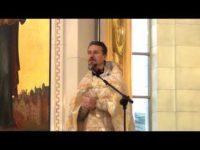 Проповедь прот. Георгия Урбановича в день памяти свт. Николая Чудотворца