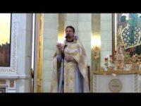 Проповедь прот. Георгия Урбановича на Евангелие об исцелении десяти прокаженных