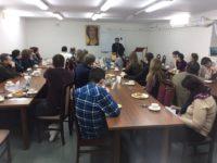 Воскресной школе для взрослых прошел вечер Православной книги