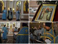 Утреня с чтением Акафиста Пресвятой Богородице