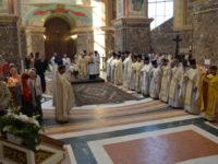 Архиепископ Серафим в день памяти свв. равноап. Кирилла и Мефодия совершил Божественную Литургию