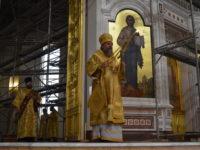 Архиепископ Серафим в Неделю 4-ю по Пятидесятнице совершил Божественную Литургию