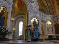 В Кафедральном соборе отметили праздник Рождества Богородицы