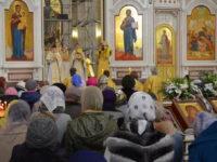 В Кафедральном соборе отметили праздник Казанской иконе Божией Матери