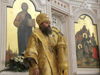 Поздравление архиепископу Серафиму с 57-летием со Дня рождения