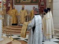 Архиепископ Серафим совершил иерейскую хиротонию