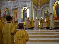 Архиепископ Серафим в Неделю 37-ю по Пятидесятнице совершил Божественную Литургию