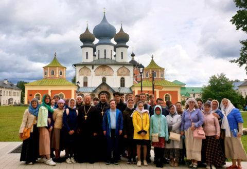 Паломничество по святыням Вологды