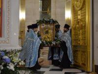 В Калининград прибыла Феодоровская икона Божией Матери
