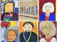 Выставка Воскресной школы «Заступница Усердная…»