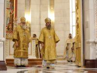 Духовенство и миряне Калининградской митрополии поздравили архиепископа Серафима с днем рождения