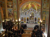 В Кафедральном соборе отметили Рождество Христово