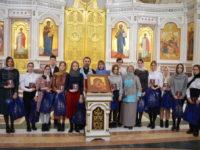 Празднование Дня рождения Воскресной школы