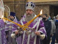В Неделю 2-ю Великого поста архиепископ Серафим совершил Божественную литургию