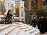 Архиепископ Серафим совершил Чин прощения