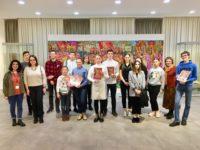Учащиеся Воскресной школы посетили выставку, посвященную Александру Невскому