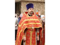 Ключаря Кафедрального собора протоиерея Михаила Селезнёва наградили наперсным крестом с украшениями. ПОЗДРАВЛЯЕМ!