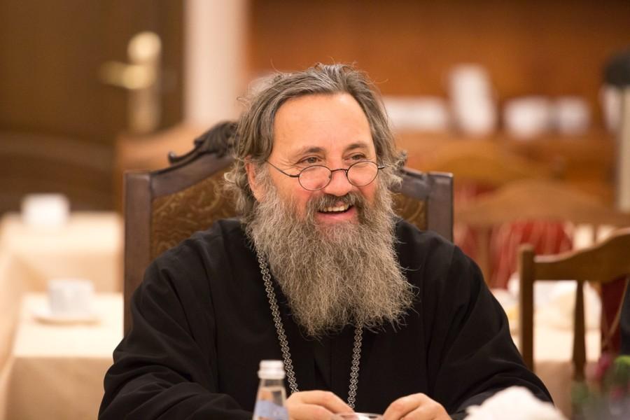 Поздравление архиепископу Серафиму с 20-летием епископской хиротонии