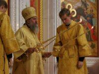 В Неделю 7-ю по Пятидесятнице архиепископ Серафим совершил Божественную литургию
