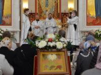 В Кафедральном соборе отметили Преображение Господне