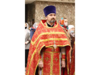 Поздравляем отца Михаила с годовщиной священнической хиротонии